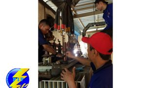 Proses Penggantian Seal Packing Trafo